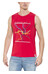 Chillaz Calanques Maps Top Men red
